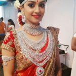 Arathi Ravi Pillai Diamond Wedding Jewellery