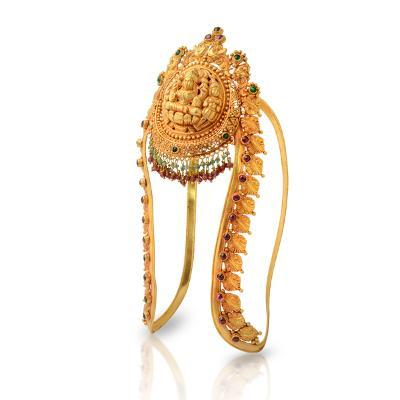lakshmi-carved-gold-bajubandh-armlet