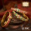 temple jewellery bracelets from NAC Jewellers
