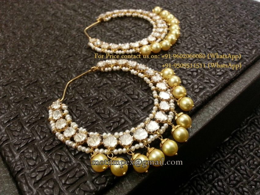 uncut chand balis from zevar emporium