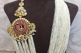 heavy pearl necklaces from amarsons pearls & jewels