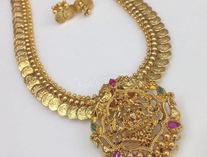 lakshmi kasumala from dimple collections