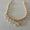 light weight guttapusalu necklace with guttapusalu