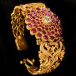 22 carat Gold Kada from Karni Jewellers Hyderabad