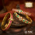 Temple Jewellery Bracelets from NAC Jewellers Vintage Collection